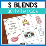 S Blends Activity Pack