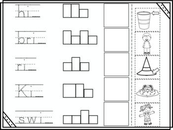 Final Consonant Deletion Cut and Paste Bundle [18 activities]