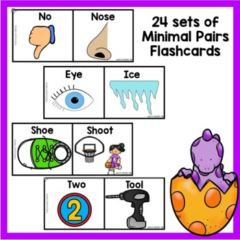Final Consonant Deletion with Minimal Pairs