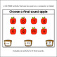 Apple Final Consonant Deletion No Print Articulation Activity