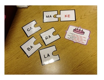 Final Consonant Deletion: Rhyming with CVC word shapes (Target: /L/)
