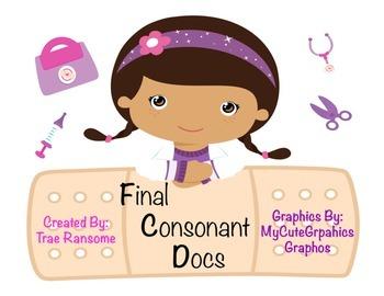 Final Consonant Docs