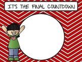 Final Countdown FREEBIE Poster
