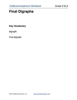 Final Digraph