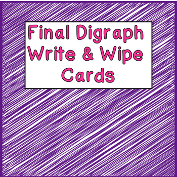 Final Digraph Cards