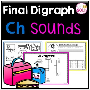 Final Digraph Ch Sounds