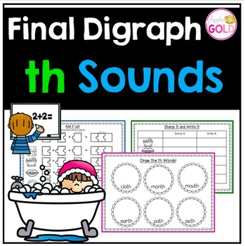Final Digraph Th Sounds