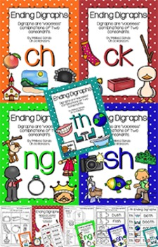 Final Digraphs BUNDLE {Click File, Print}