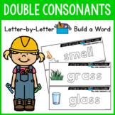 Final Double Consonants Activities -ff, -ll, -ss and -zz WORD BUILDING CARDS