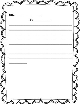 Final Draft Writing Template