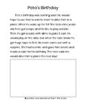 Final E story w/ questions