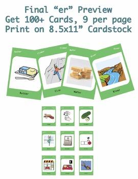 Final ER Articulation Cards {FREE}