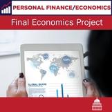 Personal Finance Project   Editable Economics Project