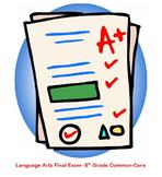 Pretest- 8th Grade Language Arts