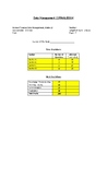 Final Exam Data Management 12  ( MDM4U )
