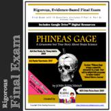 Final Exam: Phineas Gage by John Fleischman (Print + DIGITAL)