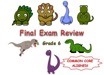 Final Exam Review Packet