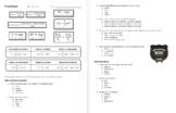 Final Exam - Semester 1 (Units 1-5)