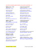 Final Exam for Spanish 1 - Principiante: Speak, Listen, Read, Write
