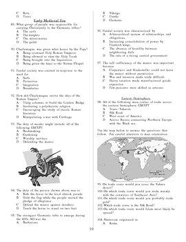 Final Exam for World History I