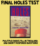 Final Holes Test