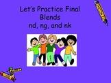 """Final """"N"""" Blends"""