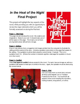 Final Project: In the Heat of the Night