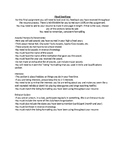 Final Resume Sections