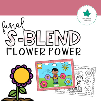 Final S-Blend FLOWER POWER