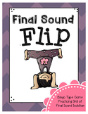 Final Sound Flip (Isolating Final Sound) (can be for RtI)