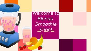Final T Blends: Blends Smoothie Shop