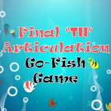 Final TH Articulation Go Fish Game