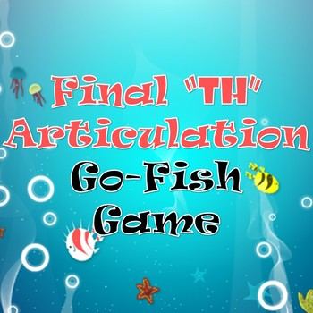 Final TH Articulation Go Fish Cards
