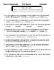 Physics Homework # 2 Final Velocity