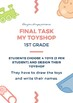 Final task My toyshop