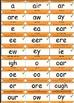 Final vowel wordbuilding game