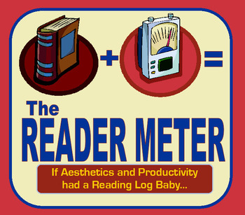 Finally! A Reading Log with Half the Hassle! (The Reader Meter!)