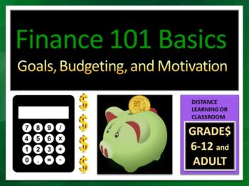 Finance 101 Basics: Goals, Budgeting, and Motivation
