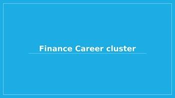 Finance Career Cluster Presentation