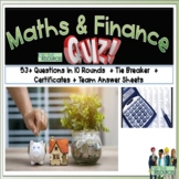 Finance Math Quiz