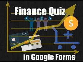 Finance Quiz in Google Forms