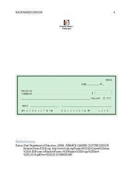 Financial Accounting - Check Writing