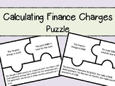 Finance Charges Puzzle