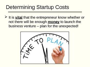 Financial Analysis for Entrepreneurship