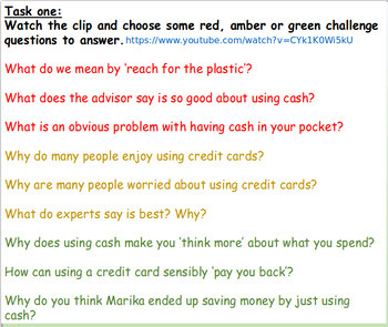 Financial Education: Credit Cards