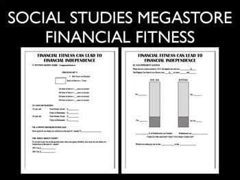 Financial Fitness - Practical Money Advice for High School - Economics