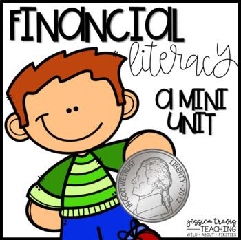Financial Fun! {A Mini-Unit on Financial Literacy}