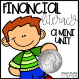 Financial Fun! {A Mini-Unit on Financial Literacy}