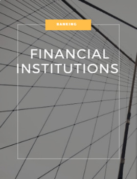 Financial Institutions Slide Show