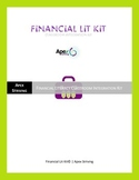 Financial Lit Kit - Classroom Economy Tool